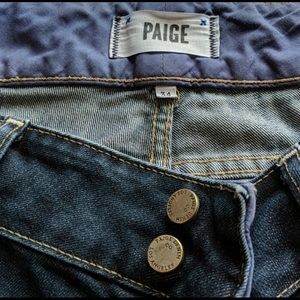 Paige Pristine American Made Bootcut Jeans